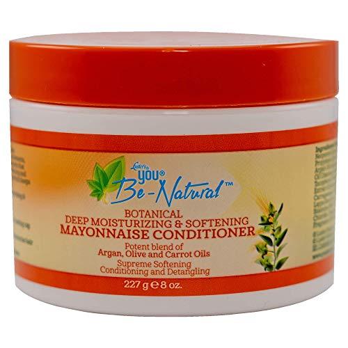 Luster's You Be-Natural Botanical Deep Moisturizing & Softening Mayonnaise (Mayonnaise Hair Conditioner)