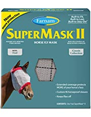 SuperMask II Classic Fly Mask Without Ears