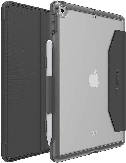 Otterbox Unlimited Folio Sturzsichere Schutzhülle Mit Integrierter Displayschutzfolie Und Folio Für Apple Ipad 10 2 Zoll 7th Gen 2019 8th Gen 2020 Grau Ohne Einzelhandelsverpackung Elektronik