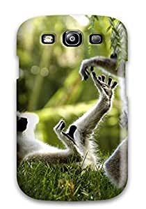 Quality ZippyDoritEduard Case Cover With Lemure Nice Appearance Compatible With Galaxy S3
