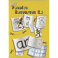 Jolly Phonics Resources CD: Print/Precursive choice