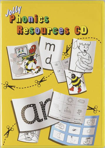 - Jolly Phonics Resources CD