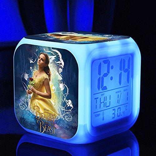 Enjoy Life : Cute Digital Multifunctional Alarm Clock With G