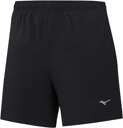 Mizuno Impulse Core 5.5 Short, Pantaloncini Donna, Nero, XL
