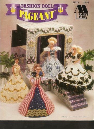 - Fashion Doll Pageant (Plastic Canvas) Annie's Attic # 87S76