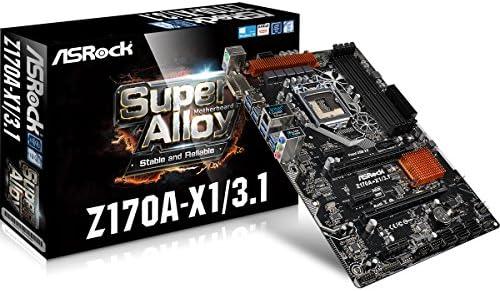 ASRock B150A-X1 Intel RST Drivers Download