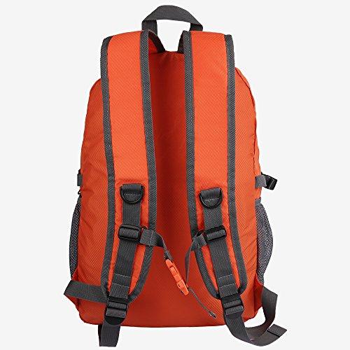 OXA Ultralight Foldable Daypack Packable Backpack, Durable Hiking, Travel Backpack