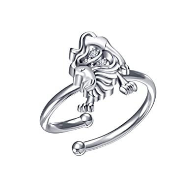 Diamond .925 Silver Anchor//w Crystals Adjustable Toe Ring 2heart Womens White Sim