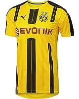 Puma BVB Borussia Dortmund Home Soccer Jersey 2016