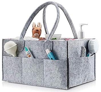 Amazon.com: Gugu gaga-baby portátil pañal Caddy Organizador ...