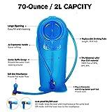 Unigear Hydration Water Bladder Reservoir BPA Free FDA...