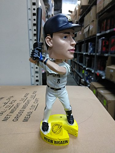 Ryan Braun Milwaukee Brewers Bobblehead MLB