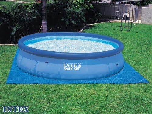 INTEX-INTEX-Alfombra para suelo de piscina: Amazon.es: Jardín