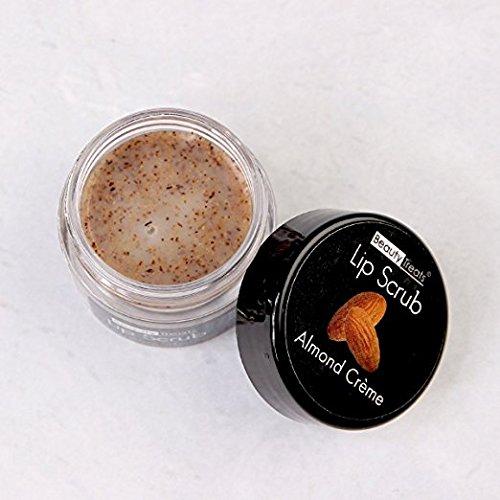 Beauty Treats Lip Scrub with Almond Creme Wild Apple Vanilla Bean Dark Cherry All 4 Full Set by Beauty Treats (Image #2)