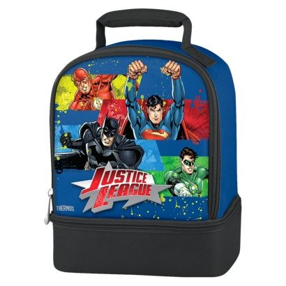 Justice League Dual Lunch Bag