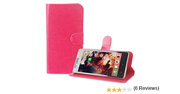 PREVOA Flip PU Funda Case Protictive para Onix S405 Smartphone 4,0 ...