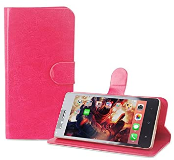 PREVOA® 丨 Flip PU Funda Cover Case para Wolder WIAM 24: Amazon.es ...