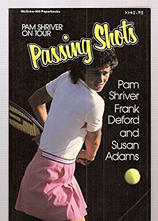 book cover of Passing Shots