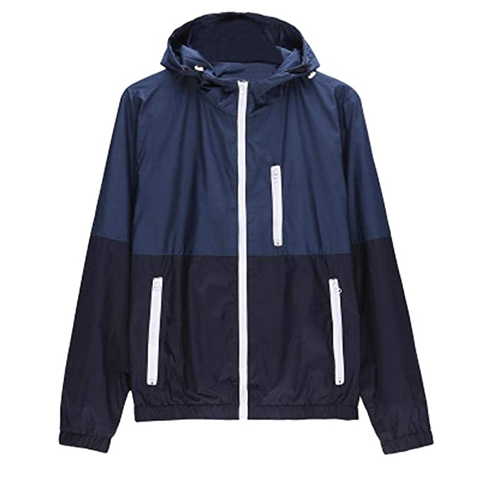 ♚Cazadora para Hombre,Casual Jacket Outdoor Sportswear Chaquetas Ligeras de Bombardero Absolute: Amazon.es: Ropa y accesorios