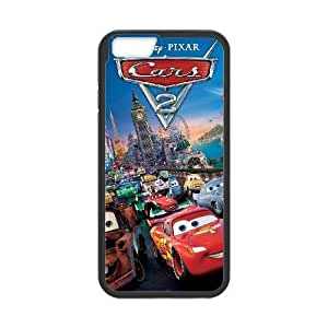 Cars 2 iPhone 6 4.7 Inch Cell Phone Case Black VBF