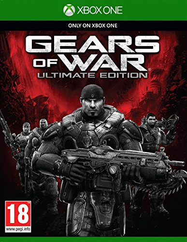 gears of war 1 - 5