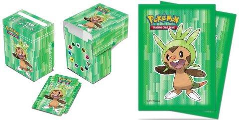 pokemon trading card game - xy kalos starter set - chespin deck - 5