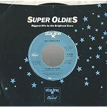 "Nat King Cole: Ramblin' Rose / The Good Times 7"" 45 VG++ USA Starline X-6099"