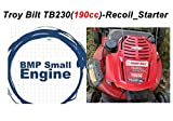 BMotorParts Pull Starter Recoil for 190cc Troy bilt TB230 21' Lawn Mower Briggs & Stratton