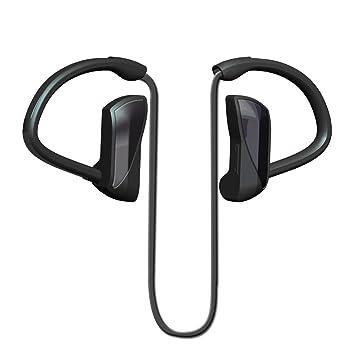hangang IPX7 Bluetooth Auriculares deportivos, inalámbricos de auriculares con MIC para Gym unidad Entrenamiento,