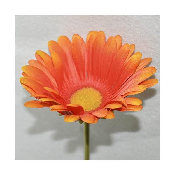 FatColoR-10-pcs-Silk-Artificial-Fake-Plastic-Daisy-Chrysanthemum-Flowers-Sun-ChrysanthemumSunflower-Simulation-Gerber-DimorphothecaParty-Room-Home-Decoration-DIY-Flower-Bouquet