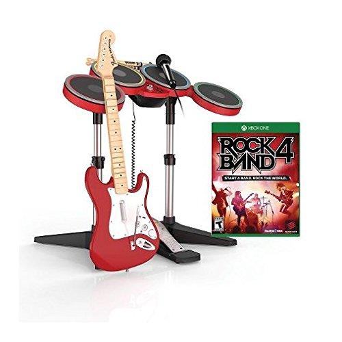 Xbox Rock Band Exclusive Box Bundle