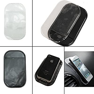 Father's Day Gifts-(Two Pcs)Washable Car Dashboard Sticky Pad-Car Mat Car Dashboard Adhesive Mat for Cell Phone Cd Electronic Devices Phone Pad