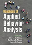 Handbook of Applied Behavior Analysis (3D Photorealistic Rendering) 1st Edition