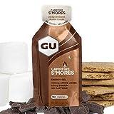Cheap GU Energy Original Sports Nutrition Energy Gel, Campfire Smores, 24-Count