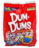 DUM DUMS Lollipops, 300 Count Bag (Pack of 8)