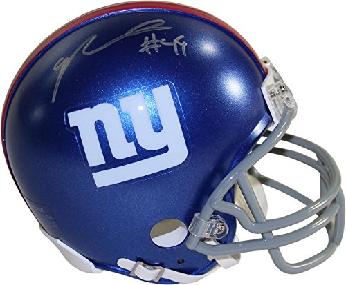 Steiner Sports NFL New York Giants Nikita Whitlock Signed Mini Helmet by Steiner Sports