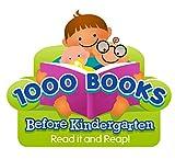 Eduwear Unisex-Child I Have Read 1000 Books Before