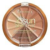 Rimmel London - Sunshimmer 3 in 1 Shimmering Bronzer