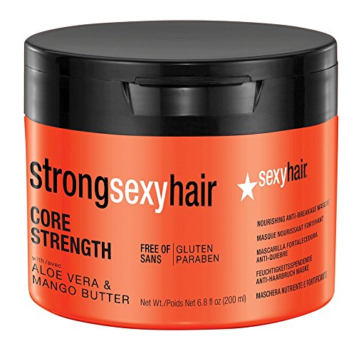 Sexy Hair Core Strength Nourishing Anti-Breakage Masque, 6.8 Ounce by Sexy Hair (Image #3)