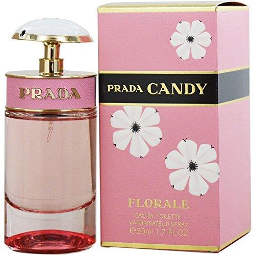 Prada Candy Florale Eau De Toilette Spray, 1.7 - Store Outlet Online Prada