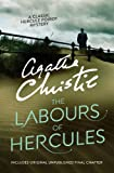 Front cover for the book The Labours of Hercules by Agatha Christie
