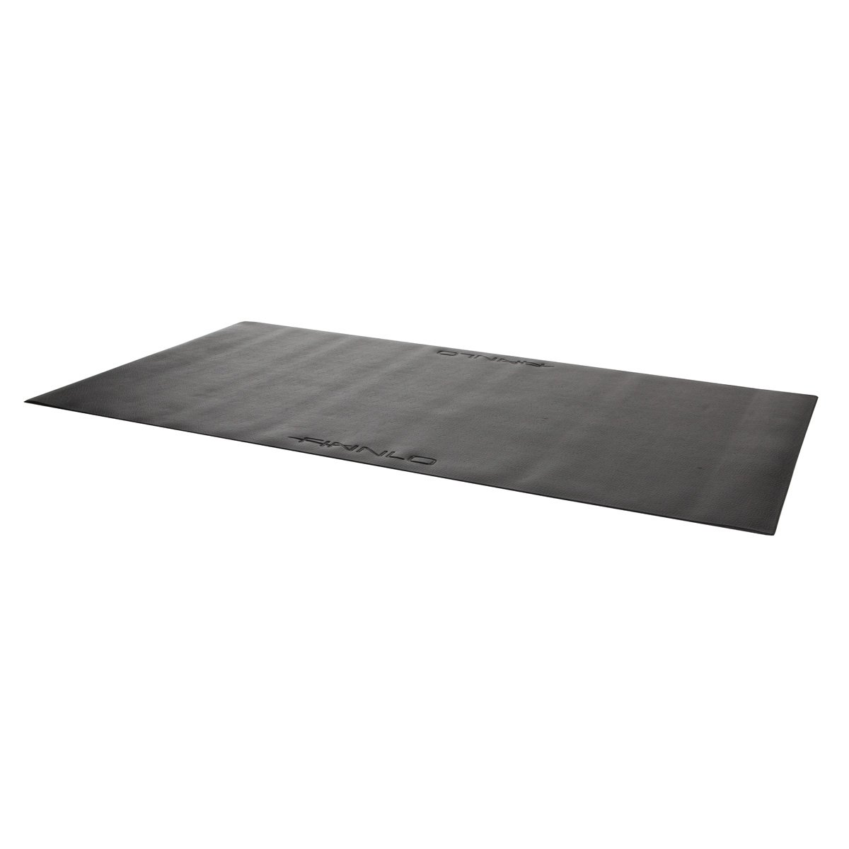 Finnlo XXL Bodenschutzmatte, schwarz, 200 x 100 cm