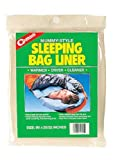 Coghlan's Mummy Sleeping Bag Liner, Outdoor Stuffs