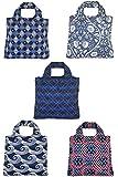 Envirosax Tokyo Reusable Shopping Bags 5-pack