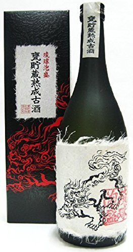 泡盛(お買い得6本)龍泉 甕貯蔵古酒25度 720ml×6 B00RUXNNT0