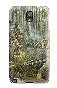 For Galaxy Note 3 Tpu Phone Case Cover(artistic)