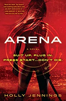 Arena by [Jennings, Holly]