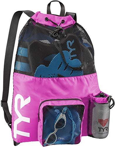 Price comparison product image TYR Big Mesh Mummy Backpack,  Pink,  Medium