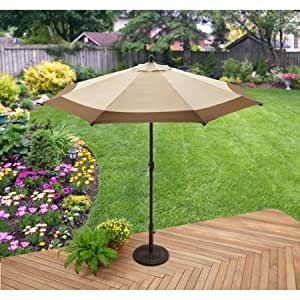 Better Homes Gardens 9 39 Market Umbrella