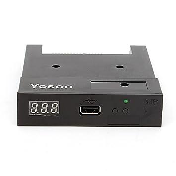 "Unidad de disquete USB, 3.5 ""SFR1 M44-U100 K USB emulador de"